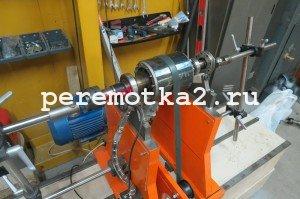 Балансировка якоря электродвигателя