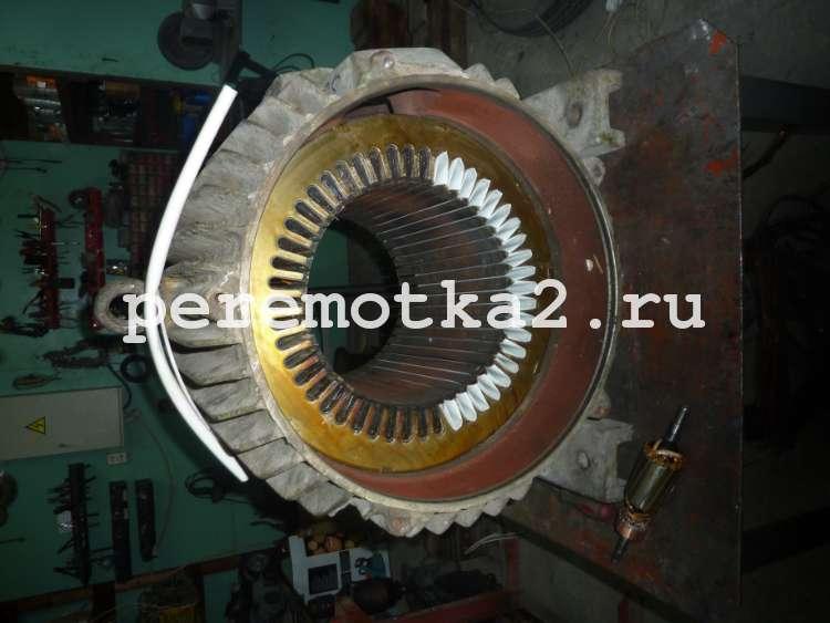 Срочный ремонт электродвигателей в Московской области
